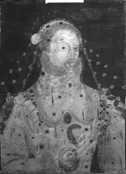 Queen Elizabeth I, Infrared reflectogram mosaic