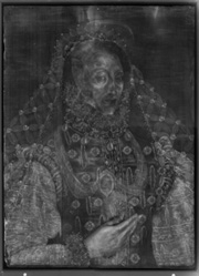 Queen Elizabeth I, X-ray