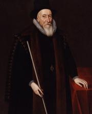 Thomas Sackville, 1st Earl of Dorset, by Unknown artist