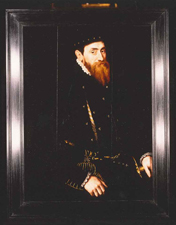 Portrait of Sir Thomas Gresham at The Mercers' Company