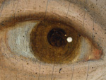 NPG 668 left eye detail