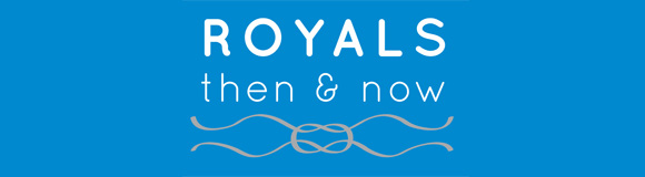 Royals: then & now