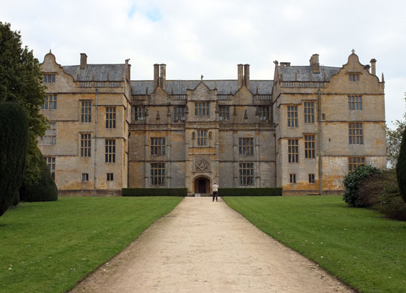 Montacute House Somerset
