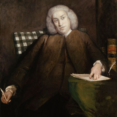 COMING HOME: Samuel Johnson