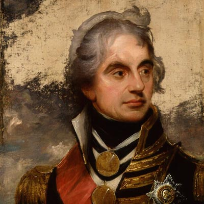 COMING HOME: Horatio Nelson