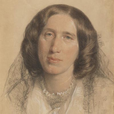 Portraying George Eliot