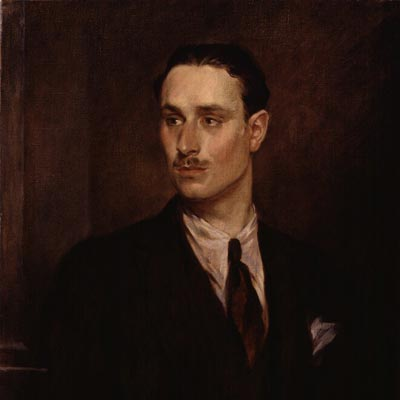 Portrait of the Day: Sir Oswald Mosley