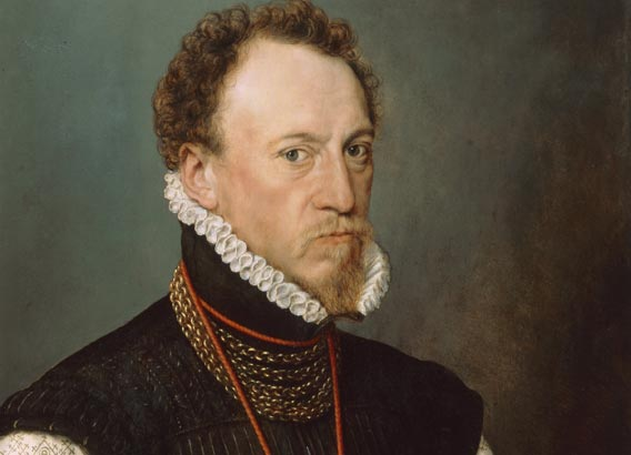 Tudor and Jacobean Portraits, portrait of Sir Henry Lee