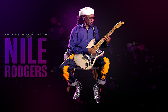 In the Room with Nile Rodgers