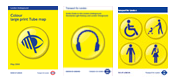 TFL accessibility guides