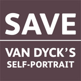 Save Van Dyck's Self-portrait