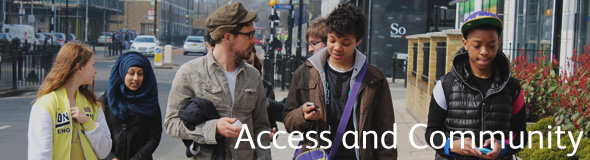 Access and Community
