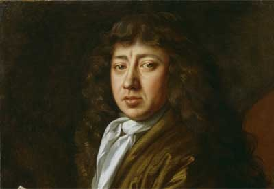 Diarist and naval administrator Samuel Pepys by artist John Hayls