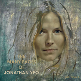 The Many Faces of Jonathan Yeo (hardcover)