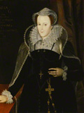 Portrait of the Day: Mary, Queen of Scots