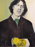 Marlene Dumas: Oscar Wilde and Bosie