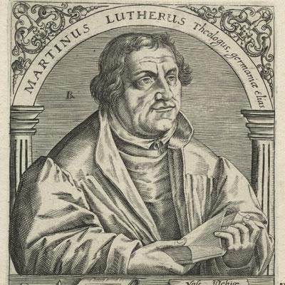 1517: Martin Luther and the English Reformation