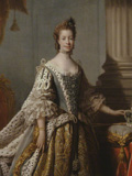Portrait of the Day: Sophia Charlotte of Mecklenburg-Strelitz