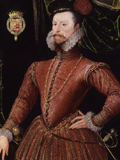 Portrait of the Day: Robert Dudley, 1st Earl of Leicester
