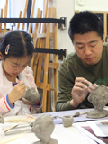 Family Session (3+): Creations in Clay