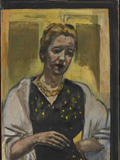 BSL Gallery Tour: Émigrés: Twentieth-century Self-portraits by Artists from Abroad