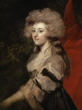 Portrait of the Day: Maria Anne Fitzherbert (née Smythe)