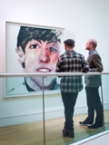 Members' Evening Private View: Picasso Portraits and Taylor Wessing Photographic Portrait Prize 2016