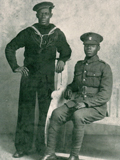 Lunchtime Lecture: Black Poppies: Britain's Black Community & the Great War