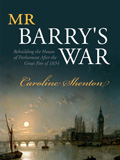Lunchtime Lecture: Mr Barry's War: Rebuilding the Houses of Parliament After the Great Fire of 1834