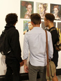 Young People's Private View BP Portrait Award: Next Generation