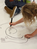 Family Art Workshop: Make your Mark!  (Ages 5+)