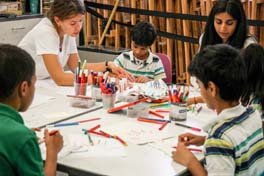 Families: The Big Draw: Drawn To Life - National Portrait Gallery