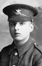 Private Ivor Evans