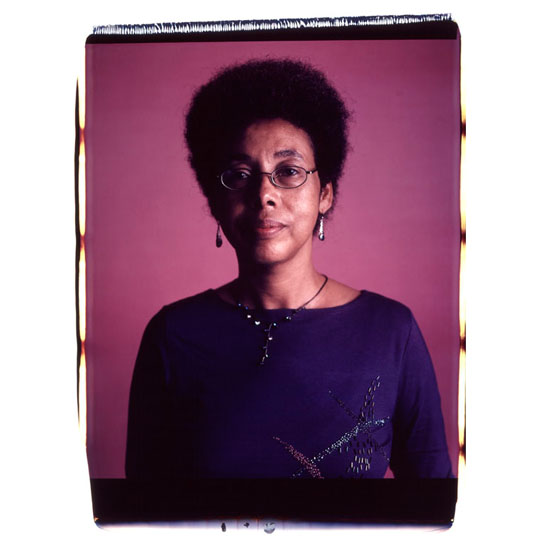 Picture The Poet Grace Nichols