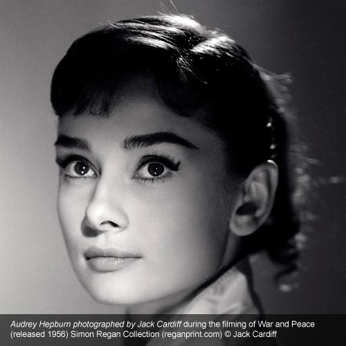 Audrey Hepburn: Portra...