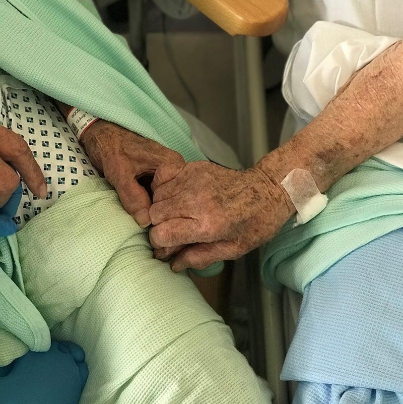 Hold Still 2020 - Holding Hands Forever