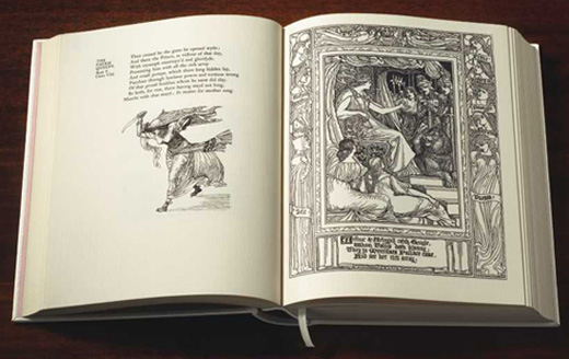 The Faerie Queene illustrated by Walter Crane