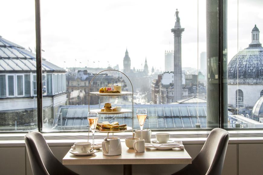 Rooftop Restaurants Near Big Ben