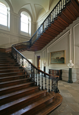 Great staircase, Beningbrough Hall