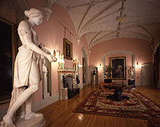 Drawing Room and Sculpture Gallery, Bodelwyddan Castle