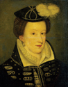 Mary, Queen of Scots before conservation