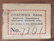 Chapman Bros label