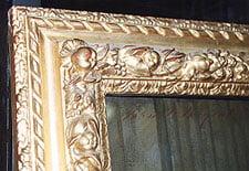 Italian 17th century style frame