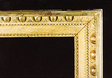 Traditional frame