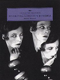 Fitzrovia: London's Bohemia cover