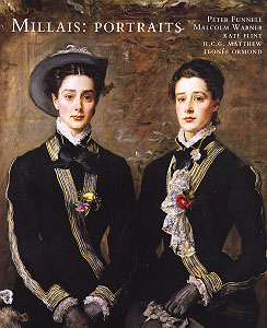 Millais: Portraits cover