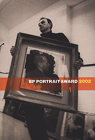 BP Portrait Award 2002 cover