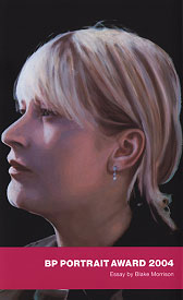 BP Portrait Award 2004 cover