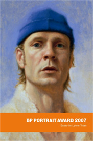 BP Portrait Award 2007 cover