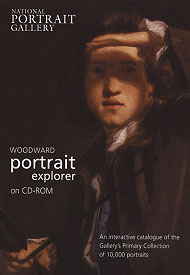 Portrait Explorer CD-ROM cover